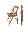 Chaise pliante CORTA Hêtre Naturel - YOU