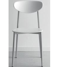 Chaise ALBINIA Blanc