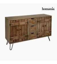 Buffet Bois mindi 140 x 45 x 87 cm - Collection Be Yourself by Homania